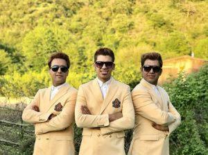 سه برادر خداوردی