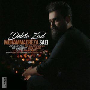 دانلود آهنگ دلتو زد از محمدرضا ساعی