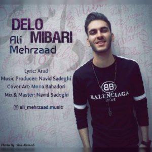 دانلود آهنگ دلو میبری از علی مهرزاد