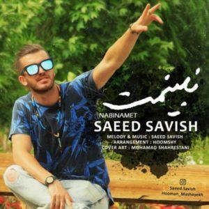 دانلود آهنگ نبینمت از سعید ساویش