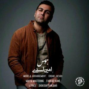 دانلود آهنگ هوس از امین اسدی