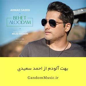 راهشو پیدا کردم چجوری عاشقم شی احمد سعیدی دانلود اهنگ