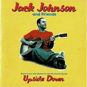 دانلود آهنگ upside down از Jack Johnson