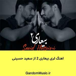 اهنگ تو نگو نیخواسم لری سعید حسینی دانلود