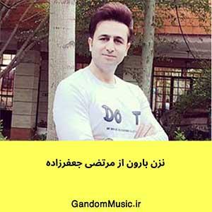 اهنگ تو که نیستی کنارم زیر بارون مرتضی جعفرزاده دانلود