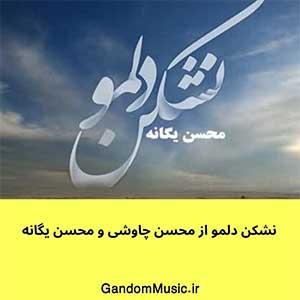 اهنگ نشکن دلمو به خدا اهم میگیره محسن یگانه دانلود