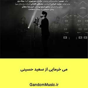 اهنگ بیو من دنیای عشق وابو زلیخای عشق لری سعید حسینی دانلود