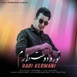 دانلود آهنگ تورو دوست دارم از هادی کرمانی