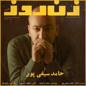 دانلود آهنگ زن روز - حامد سیفی پور