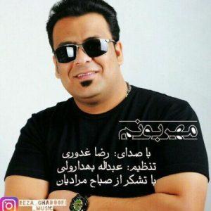 دانلود آهنگ مهربونم از رضا غدوری