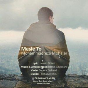 دانلود آهنگ مثل تو از محمدرضا مهاجر
