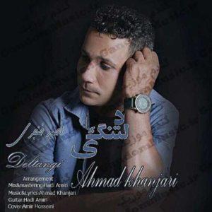 دانلود آهنگ دلتنگی از احمد خنجری