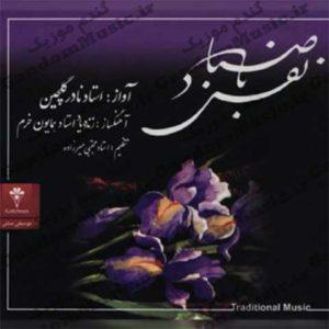 دانلود آلبوم نفس باد صبا از نادر گلچین